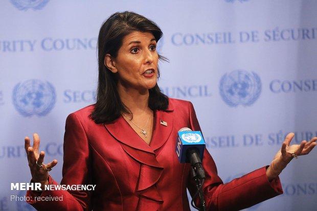 ABD'nin eski BM Büyükelçisi Haley: Trump'ın dizginlenmesi lazım