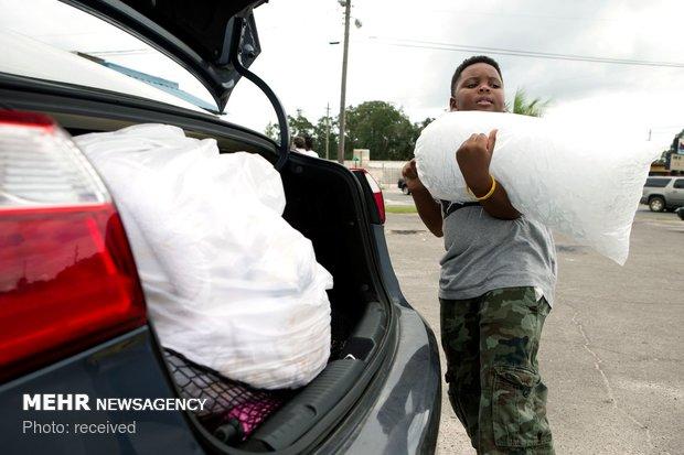 طوفان میشائیل در راه ایالت های جنوبی آمریکا