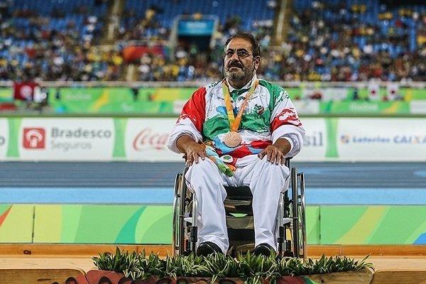 گزارش خبرنگار مهر از اندونزی؛ مختاری و عظیمی مدالهای طلا و نقره پرتاب وزنه را کسب کردند