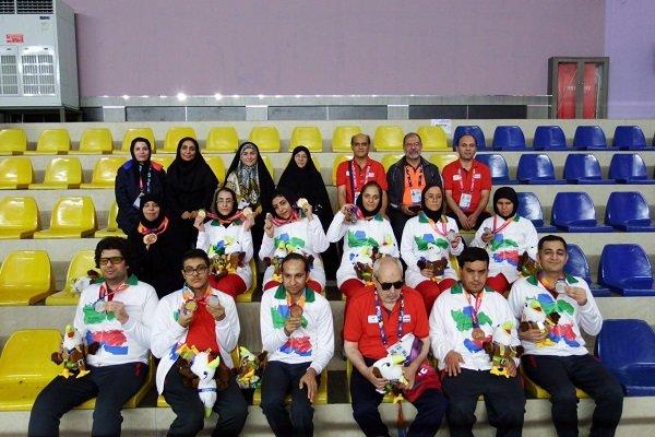 گزارش خبرنگار مهر از اندونزی؛ کسب یک مدال برنز دیگر برای شطرنج نابینایان ایران
