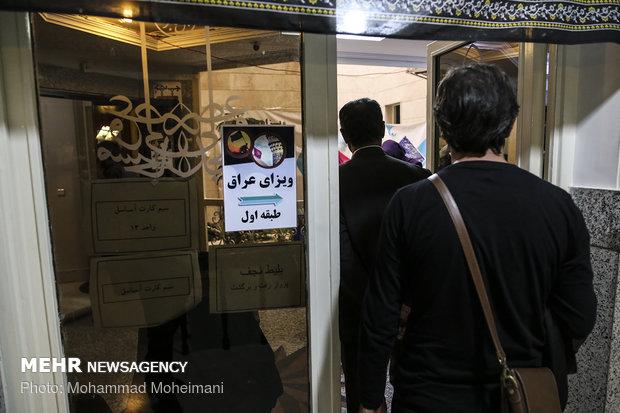 رفع مشکل صدور ویزا در تبریز و شیراز/صدور روادید در ۷۲ ساعت