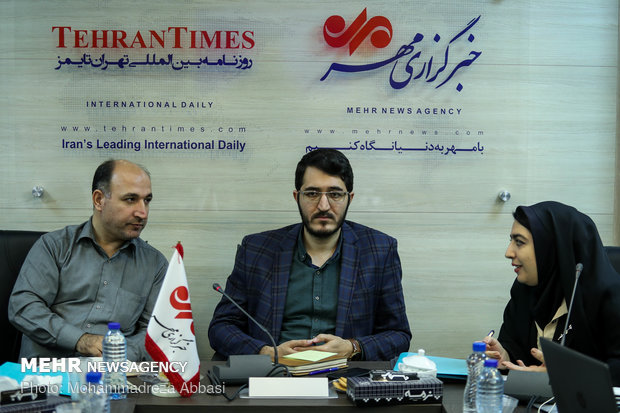 چهاردهمین نشست استانی خبرگزاری مهر