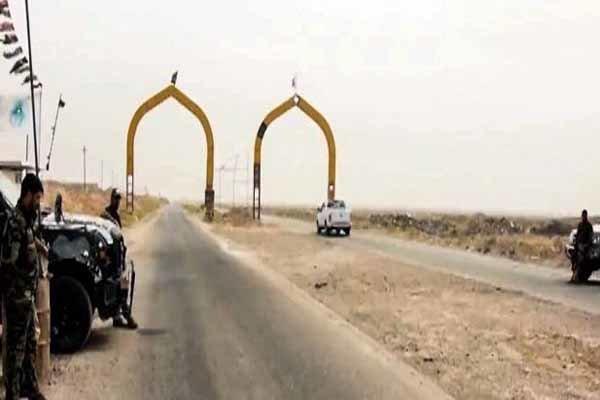 استقرار گسترده نیروهای عراقی در کمربندی بغداد و شرق الانبار