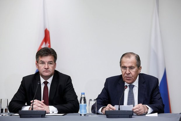 Russia agrees with Slovakia on political solution to Syrian crisis