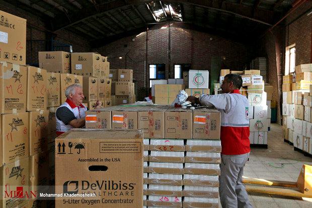 200 tons of medicine, medical equipment sent for Arbaeen pilgrimage