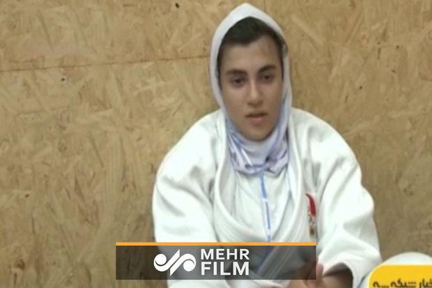 حذف یک جودوکار ایرانی به علت داشتن حجاب!