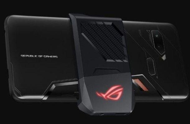 موبایل بازی مجهز به دستگاه خنک کننده