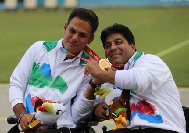 Iran move up to 2018 Asian Para Games third place