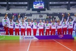 Iran sitting volleyball team claims Asian title