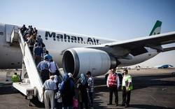 پروازهای اربعین از پنج فرودگاه کشور انجام می شود