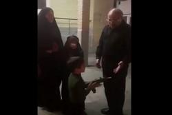 درخواست فرزند شهید مدافع حرم از قالیباف