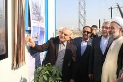 نیروگاه ۶ مگاواتی برق در قم افتتاح شد