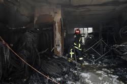 آتشسوزی منزل مسکونی در سمنان/ کسی آسیب ندید