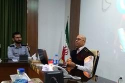 آموزشهای امدادی و اطفای حریق برای۶۰ خبرنگار سمنان برگزار شد