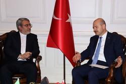 Iran, Turkey interior ministers hold talks in Ankara