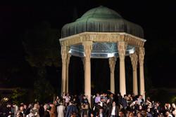 شیراز میں حافظ کی یاد میں تقریب