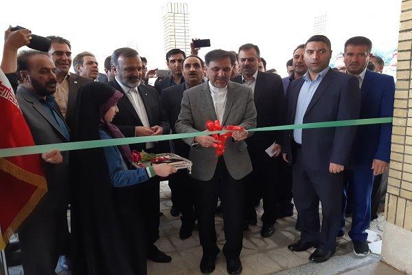 افتتاح ۱۶ پروژه در حاشیه مشهد با حضور وزیر راه وشهرسازی