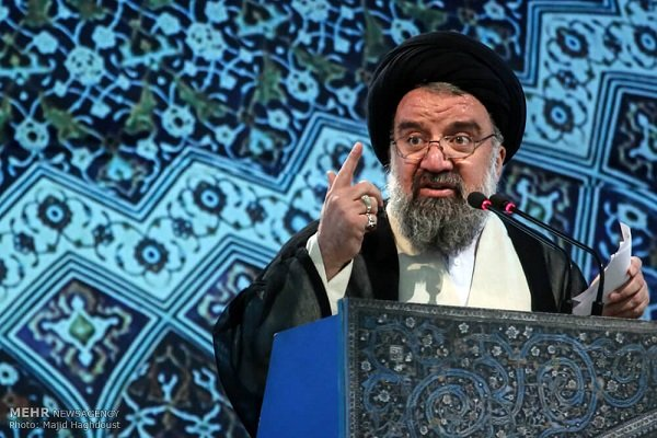 Missile might 'vital' for Iran: Ayat. Khatami