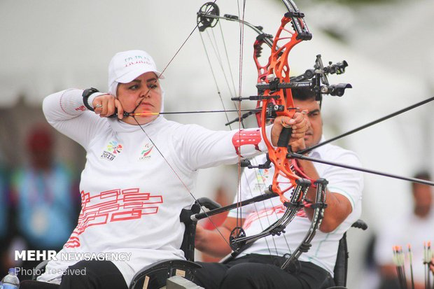 Archery event of 2018 Asian Para Games