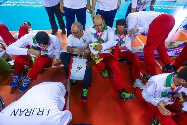 هادی رضایی: قهرمانی والیبال نشسته ایران در آسیا مسجل بود