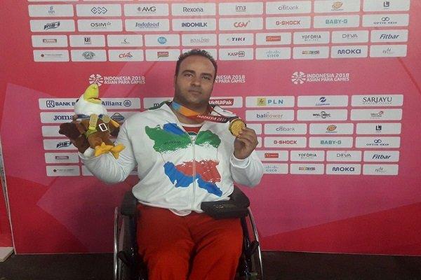 الوانپور: برای رسیدن به مدال طلای پاراآسیایی از جان مایه گذاشتم