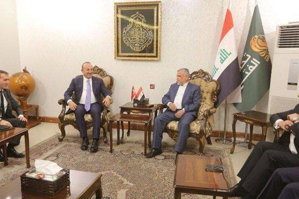 العامری بر خروج نیروهای ترکیه از خاک عراق تاکید کرد