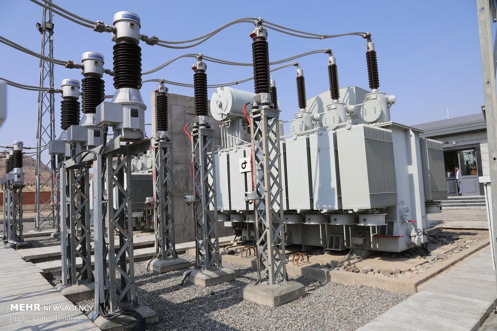 بهره برداری از پروژه های صنعت برق قم