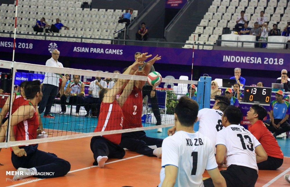 لیگ جهانی والیبال نشسته در ایران برگزار میشود
