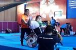 İranlı halterci Asya Paralimpik Oyunları'nda rekora imza attı