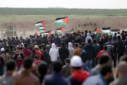 """Filistin halkı """"Büyük Dönüş Yürüyüşü'ne hazırlanıyor"""