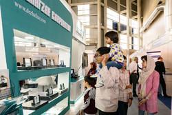 إنطلاق فعاليات المعرض الثاني للشركات المعرفية في طهران / صور