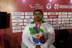 سامان رضی: با این رکورد نقره جهانی را هم میگرفتم