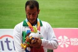 عبدل پور: از رکوردم راضی هستم اما از مدالم ناراضی