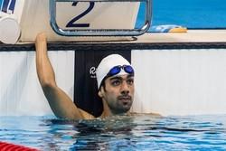 کریمی رکورد ایران را شکست و برنز گرفت