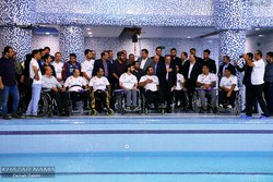 Pool special for people with disability opened in Iran