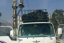گاز پیک نیک جان یک راننده خاور را در خودرو گرفت