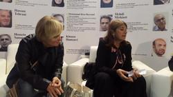 رئیس نمایشگاه بولونیا با قائم مقام نمایشگاه کتاب تهران دیدار کرد