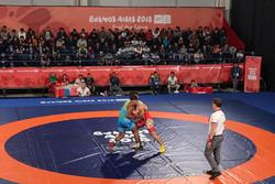 ایران در انتظار کسب چهارمین مدال طلا است