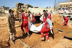 کشف یک گور جمعی در سرت لیبی