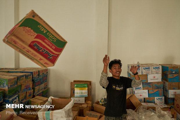 Endonezya'daki depremzedelerin son durumu