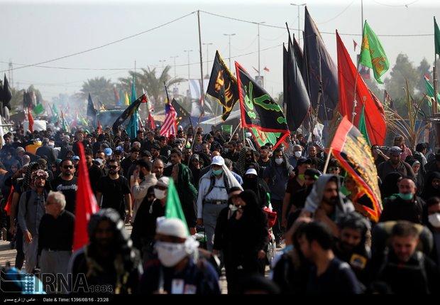 Iran, Iraq discuss ways to improve security of Arbaeen pilgrims