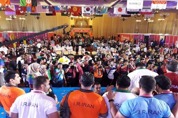 رواسی باید در پارالمپیک 2020 قهرمان وزنهبرداری شویم خبرگزاری مهر اخبار ایران و جهان