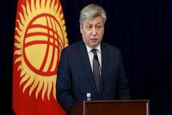 استعفای وزیر خارجه قرقیزستان و برکناری سفیر بیشکک در سئول