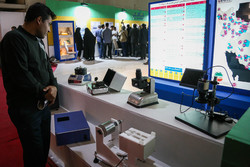 انطلاق الدورة الحادية عشر لمعرض طهران الدولي لتقنية النانو/صور