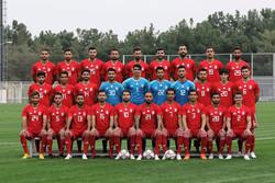 الفيفا يعلن شعار منتخب ايران لكأس أمم آسيا