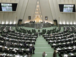 Iranian parl. delegation departs for Syria
