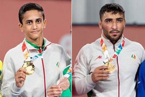 Iran GR wrestlers gain 2 gold at 2018 Youth Olympics