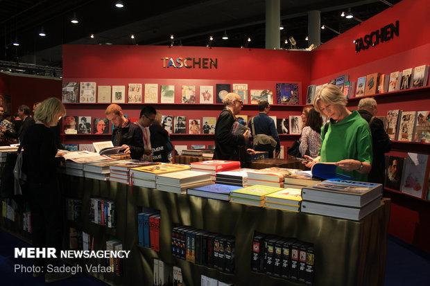 سالن کودک و نوجوان نمایشگاه کتاب فرانکفورت