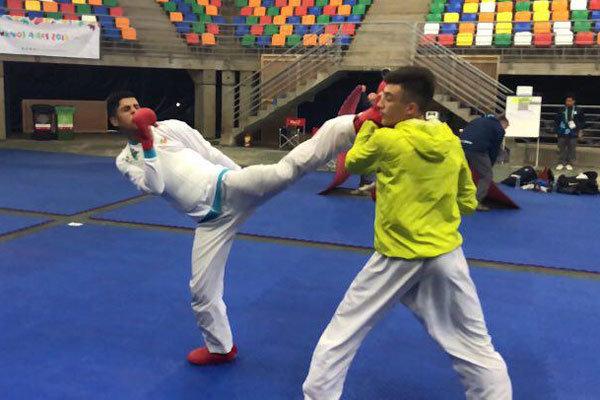 مبارزات کاراته دوره ای برگزار می شود/ بهنام فر: شرایط خوبی داریم
