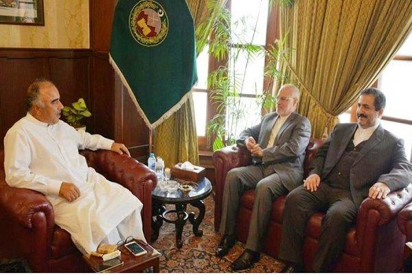 Iran, Pakistan to broaden trade-economic coop.